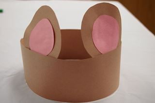 Mouse Ear Headband - Critter Crafts: Insect Craft Activities for Elementary Students