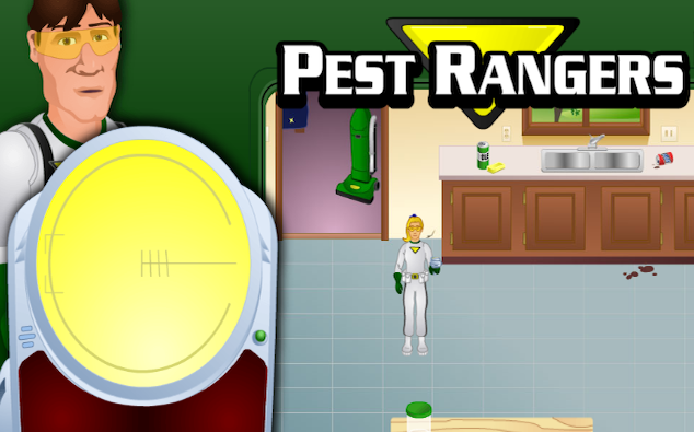 Pest Rangers - Interactive Pest & Insect Games for Kids