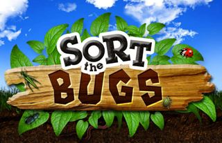 Sort the Bugs - Insect Games for Kids