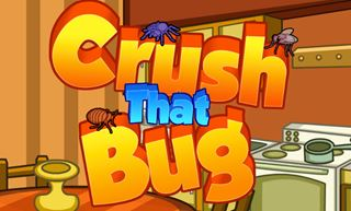 Crush that Bug - Games for Kids