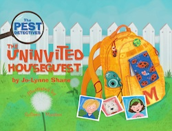 """The Uninvited Houseguest"" Pest Book - PestWorld for Kids eBooks"